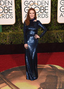 Get the look with L'Oreal Paris, Golden Globes edition: Julianne Moore | Fashion & Beauty | Scoop.it