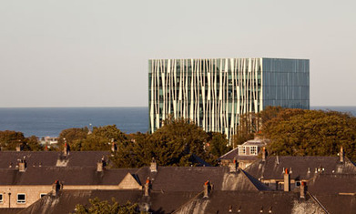 Swirl power: Aberdeen's new £57m university library | D_sign | Scoop.it