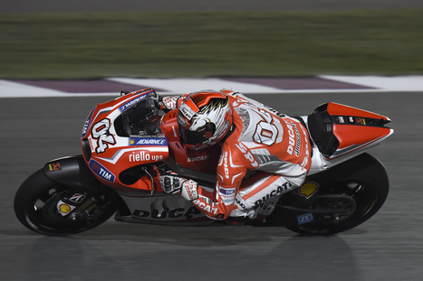 Qatar MotoGP: Friday Photos - Ducati Corse Team | Ductalk Ducati News | Scoop.it