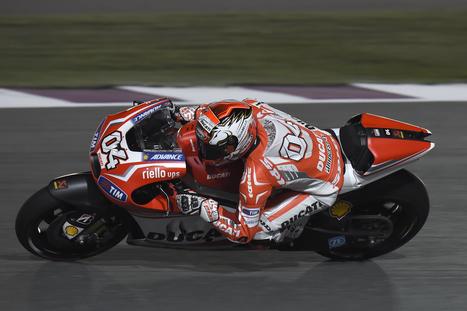 Qatar MotoGP: Friday Photos - Ducati Corse Team | Ductalk Ducati News | Scoop.it