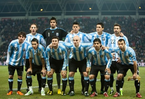 Blogs.Football - BLOGS.FOOTBALL FIFA World Cup 2014 Predictions – This week: Argentina | 2016 Rio Summer Games | Scoop.it