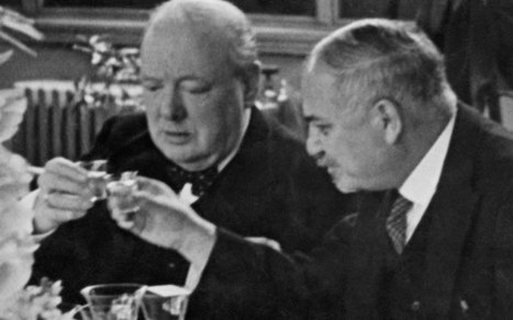 How Winston Churchill Drove Us To Drink | Vitabella Wine Daily Gossip | Scoop.it