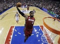 NBA: Bucks venture into postseason trying to stop Heat's LeBron James - 77Square.com | Sports Entrpreneurship- Bruno 4378505 | Scoop.it