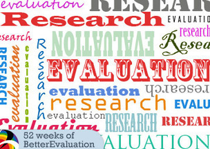 Better Evaluation: Ways of framing the difference between research and evaluation | Researching Higher Education research impact | Scoop.it