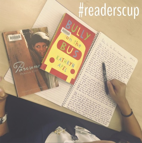 Readers' Cup | Read Write Draw | Scoop.it