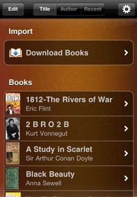 MegaReader: 1.8 million e-books on your iPhone/iPad | Better teaching, more learning | Scoop.it