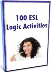 100 ESL Logic Activities | ESL Logic | ESL Teachers | Scoop.it
