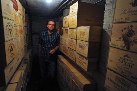 Avec InVinôme, à Haubourdin, la cave se rebiffe | A la rencontre des ch'tis | Scoop.it