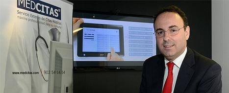 MedCitas: la 'app' española que te permite elegir a tu médico y pedir cita con el móvil - Tecnología - ElConfidencial.com | eSalud Social Media | Scoop.it