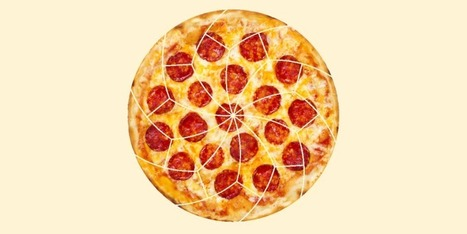 Mathematicians Have Found Crazy New Ways to Cut Pizza Into Equal Slices | Navigate | Scoop.it
