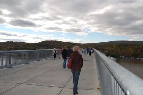 Abandoned Bridge in Upstate New York Is Now a Pedestrian Park | Sustainable Futures | Scoop.it