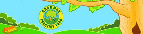 Grammar Practice Park | 30 Elementary Sites In 60 Minutes | Scoop.it