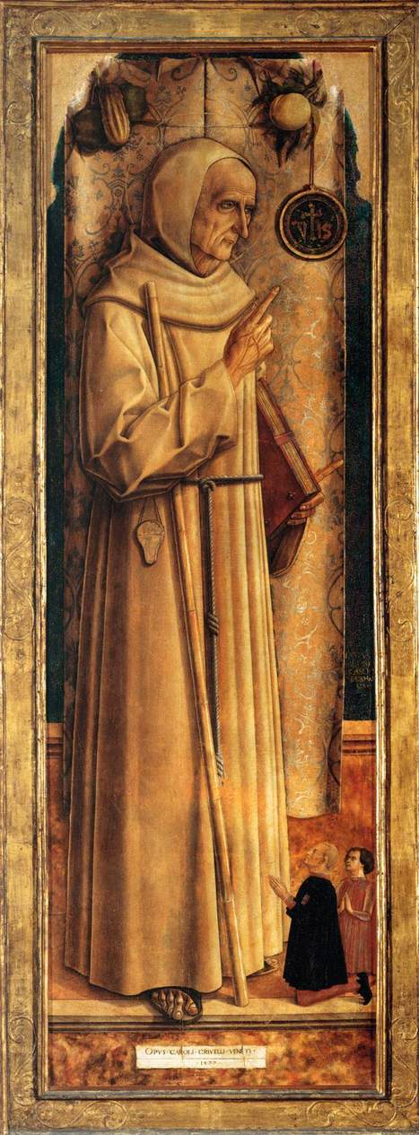 St. James of the Marche   Saint of the Day   Le Marche another Italy   Scoop.it