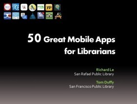 » 10 Great Library Presentations from Internet Librarian 2012 | Creativity in the School Library | Scoop.it