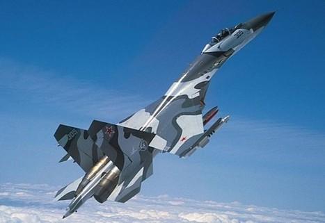 Rússia realocará vinte caças Su-27 para base na Crimeia | Poder Aéreo - Informação e Discussão sobre Aviação Militar e Civil | Vladimir Putin | Scoop.it