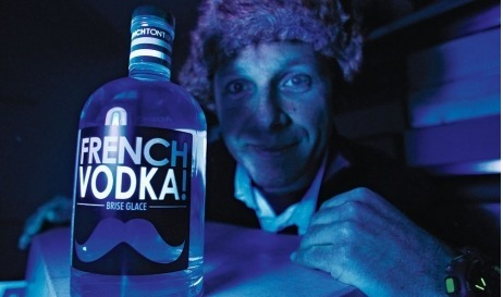 La French Vodka, briseuse de glace | Marketing et vin | Scoop.it