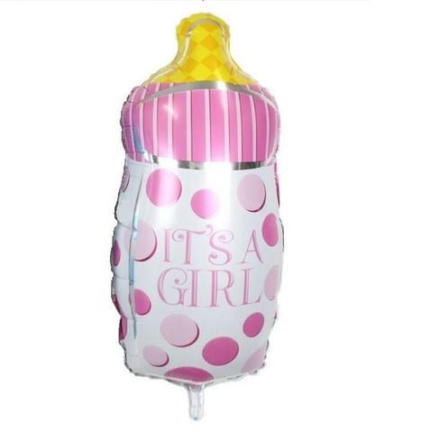 Folieballon Sutteflaske Pink - Prinsessens Bryllup | Bordpynt Til Bryllup, Invitationer Til Bryllup | Scoop.it