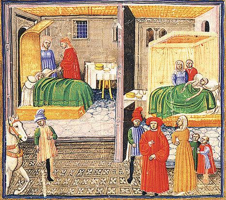 Médicos, cirujanos, barberos y boticarios | Ciencia y Filosofía Medieval | Scoop.it