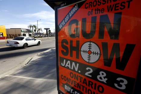 LAND OF THE GUN 2015: This is sick, Gunshops making Killing from S.  Bernardino Massacre. | Culture, Humour, the Brave, the Foolhardy and the Damned | Scoop.it