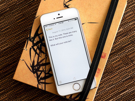 How to use Notes on iPhone and iPad: The ultimate guide | New technology | Scoop.it