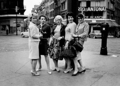 Working Girls of Place Blanche: Documenting the Parisian Sex Trade | Intimité | Scoop.it