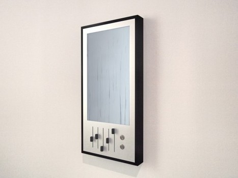 Rain (2012) by LIA (@liasomething) in collaboration with Damian Stewart (@damian0815) | The Amazing Code | Scoop.it