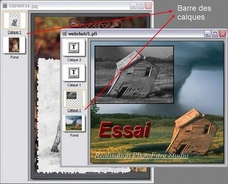 Nouvelle version de photofiltre, logiciel gratuit d'édition de photos | Souris verte | Scoop.it