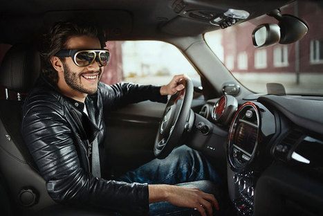 MINI AR Glasses Offer Enhanced Comfort and Safety for Drivers | Augmented Reality | Scoop.it