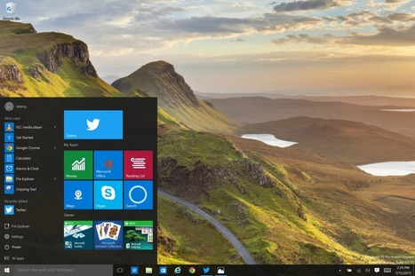 A whole new Twitter for Windows | Twitter Blogs #windows10 | MarketingHits | Scoop.it
