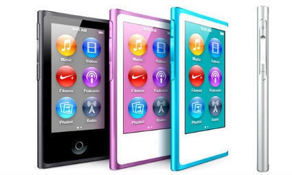 Apple Introduces New Space Gray Colored iPods - Gizbot | Technology in Education today | Scoop.it