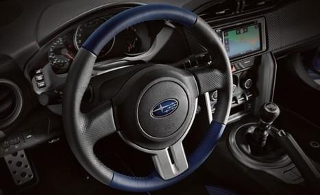 2015 Subaru BRZ Series Blue Limited Edition | CarsPiece | Scoop.it