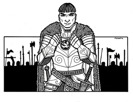 Hearts In Glorantha » Blog Archive » Lord Meriatan is ready for ... | Glorantha News | Scoop.it