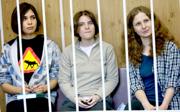 Pussy Riot's Trial Has Begun | Zines | Scoop.it