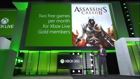 Assassin's Creed 2 Available For Free For Xbox 360 Gold Members July 16 | GamingShed | Scoop.it