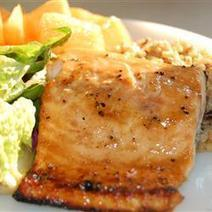 Baked Salmon Fillets Dijon | Healthy Eating for a Healthy Life | Scoop.it