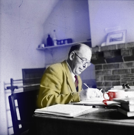 C.S. Lewis on Why We Read | School Libraries around the world | Scoop.it