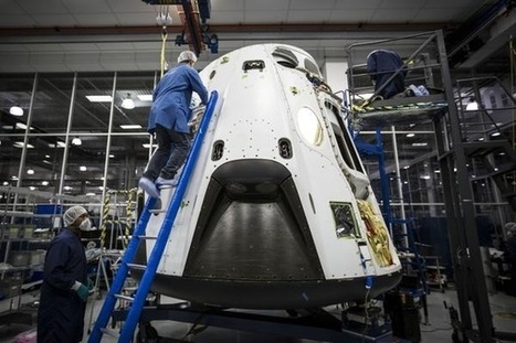 Spurring commercial human spaceflight to the Moon   The Space Review   iScience Teacher   Scoop.it