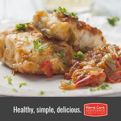 Fish Recipe for seniors   Home Health Care   Scoop.it