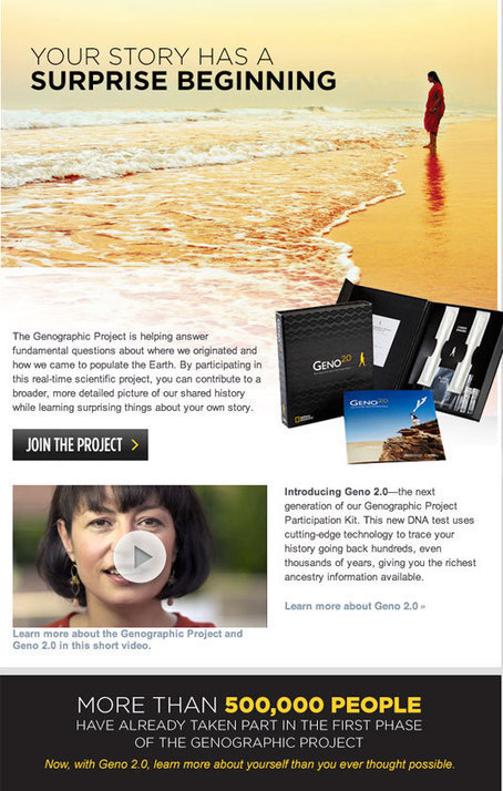 20 tips for great email newsletter design | Creative Bloq | Newsletters | Scoop.it