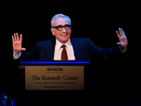 Scorsese Talks 'The Language Of Cinema' - NPR | Cinema | Scoop.it