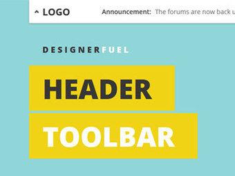 20 Sexy UI Examples - Design Tips, Design Tutorials, Design Inspiration – Top Creative Mag | Web Content Enjoyneering | Scoop.it