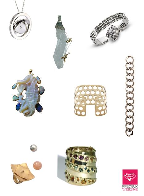PREVIEW I Bijoux à découvrir sur l'exposition Reflet(s) | FashionLab | Scoop.it