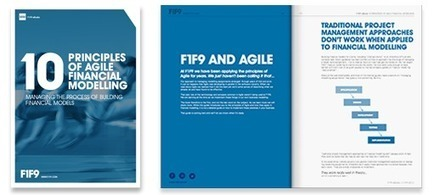 F1F9 | Free Ebook - 10 Principles of Agile Financial Modelling | Financial Modelling News | Scoop.it