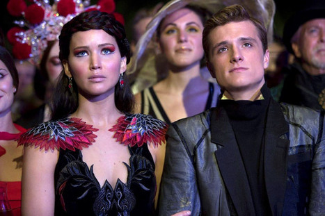 Review: 'The Hunger Games: Catching Fire' Starring Jennifer Lawrence, Liam Hemsworth & Josh Hutcherson | Tracking Transmedia | Scoop.it