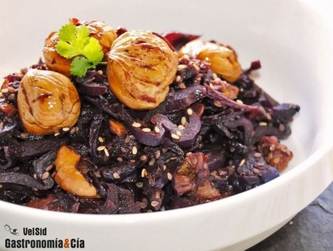 Recetas de col lombarda para guarnición - Gastronomía & Cía | Gastronomía en casa | Scoop.it
