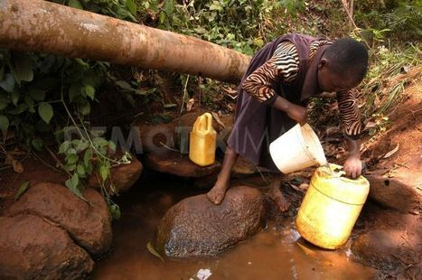 Climate Change blamed for water rationing in Kenya | PovertyAssignment_NeoJiaLing(22) | Scoop.it
