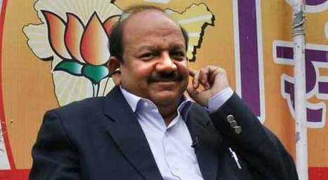Harsh Vardhan slams NGOs, reiterates condom comment   Politics and Elections in India   Scoop.it