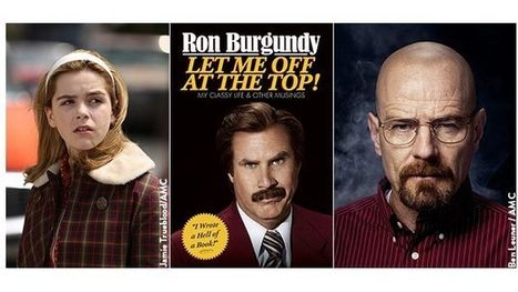 What if Walter White Wrote a Book? Character Memoirs We'd Love to Read | Amazing Book Features | Scoop.it