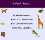 What Animals Need in Order to Survive | ES1 HSIE 'Meeting Needs'; Science 'Staying Alive'. | Scoop.it