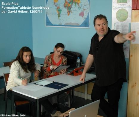 Ecole Plus Paris est dans le cercle très fermé des Écoles Numériques enseignant aux enfants handicapés avec la tablette numérique   Ecole Plus Paris   Scoop.it